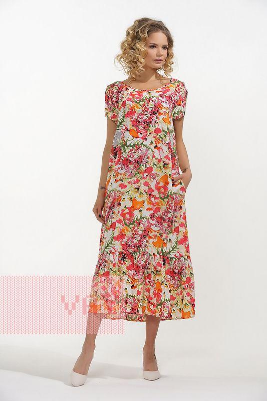 Платье женское 3409