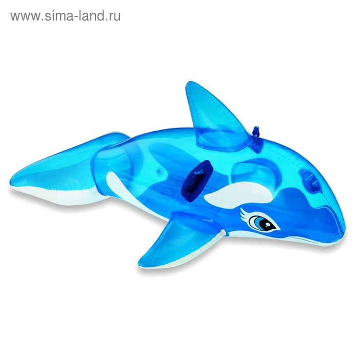 """Игрушка для плавания \""""Кит\"""", 152х114 см, от 3 лет 58523NP INTEX"""