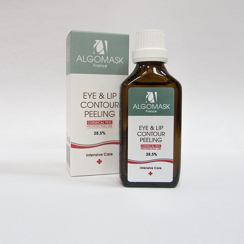 Химический пилинг для кожи вокруг глаз и губ (Eye & Lip contour peeling)