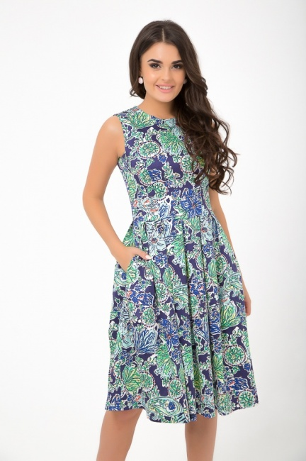 03-2514 Платье