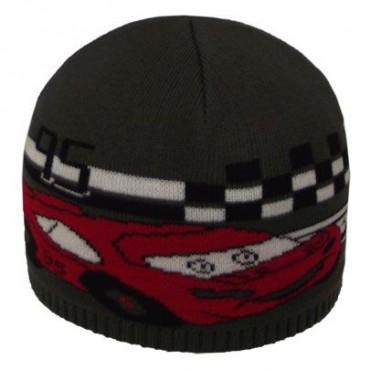 Шапка 13050 темно-серый-красный: Cherya Group