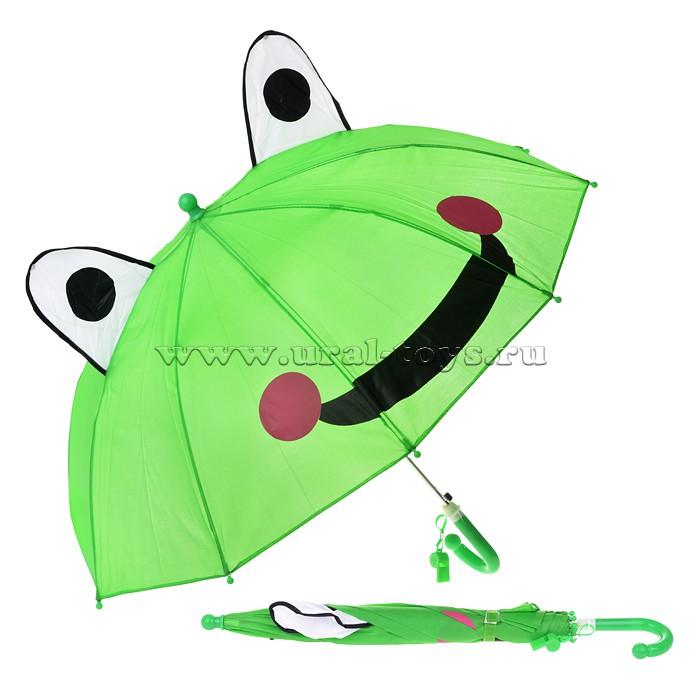 Зонт 10544-5В с ушками 47 см.