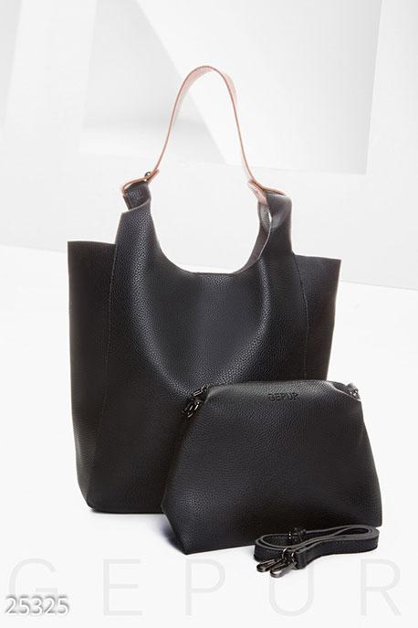 Вместительная сумка-шоппер