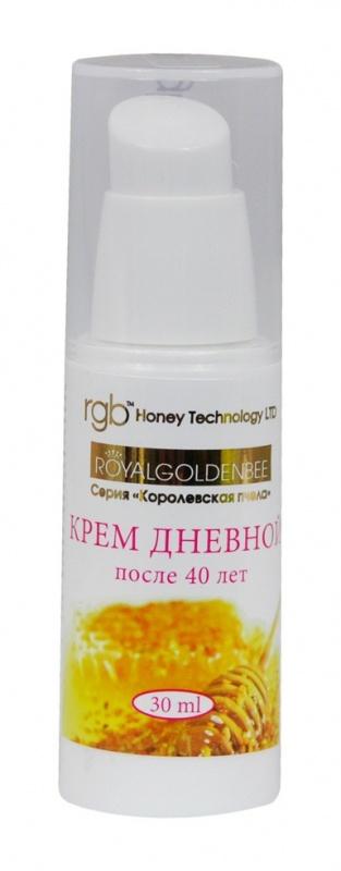 """Крем после 40 лет дневной серия \""""Королевская пчела\"""" 30 мл"""
