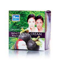 Отбеливающий крем Yoko с мангостином 4 гр/Yoko Mangosteen Whitening Cream 4 g