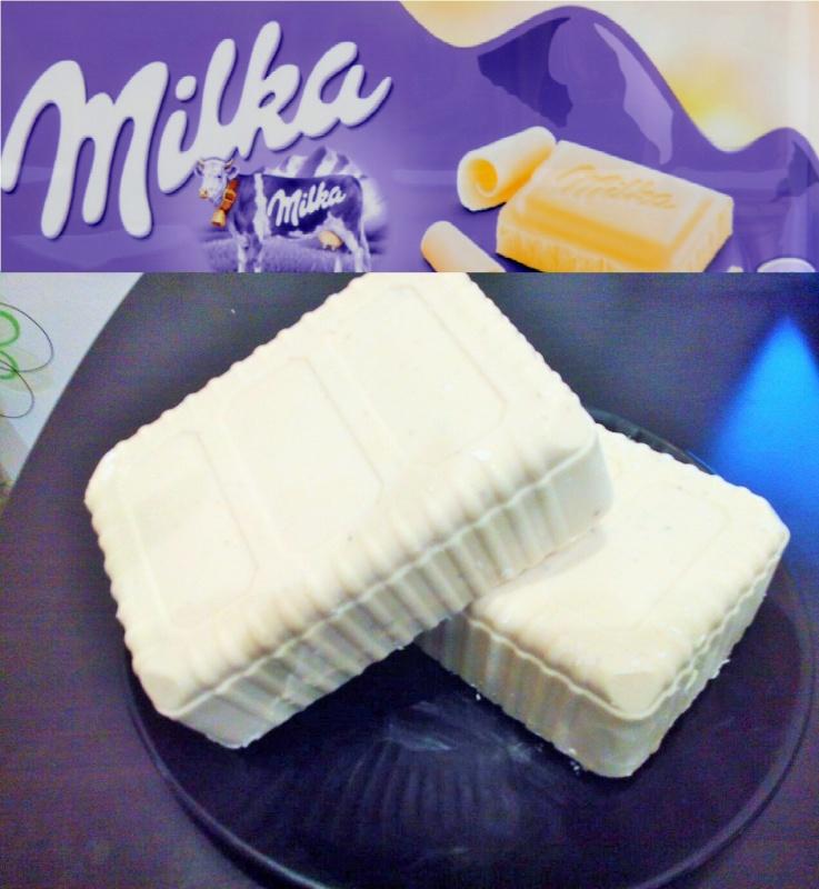Белый шоколад Milka (в контейнере 900 гр.+-)некондиция