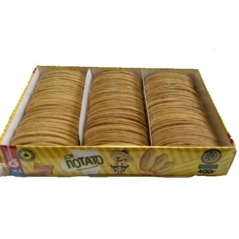 АП Печенье Дон Потато Вес: 400 гр