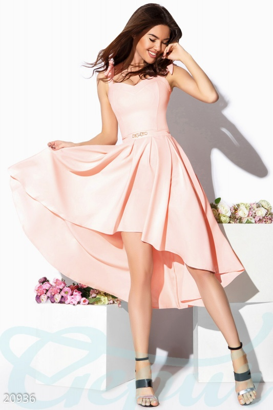 Very berry Праздничное летнее платье