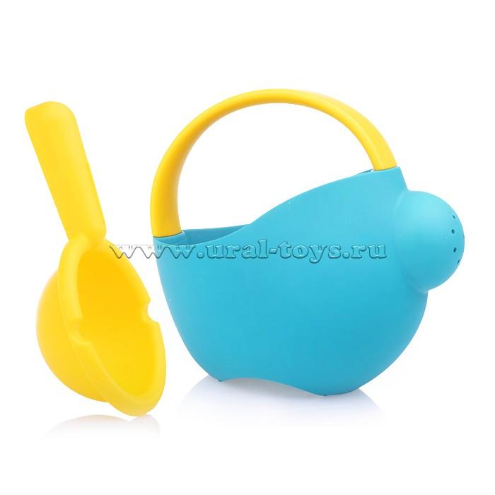 16063(0)Игрушка для ванны. Набор №3 (лейка большая,ковш)