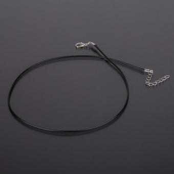 Шнурок для кулона (кожзаменитель)