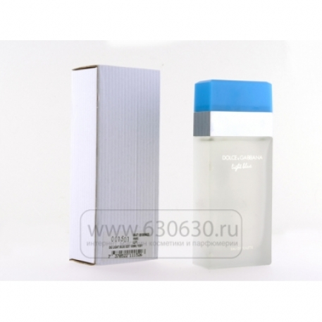 "ТЕСТЕР Dolce & Gabbana ""Light Blue"" 100 ml"