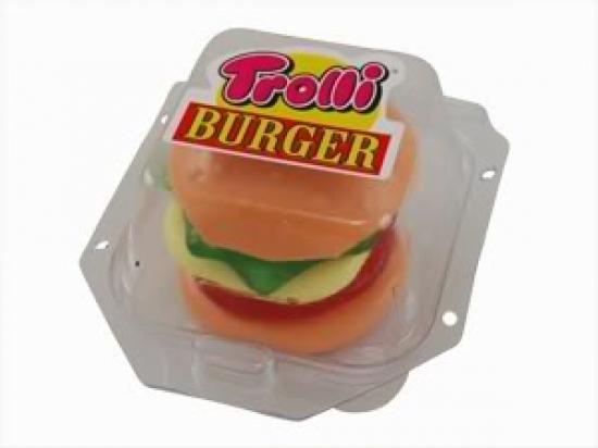 Мармеладный бургер 10гр.