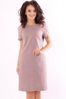 Прелестное платье с короткими рукавами