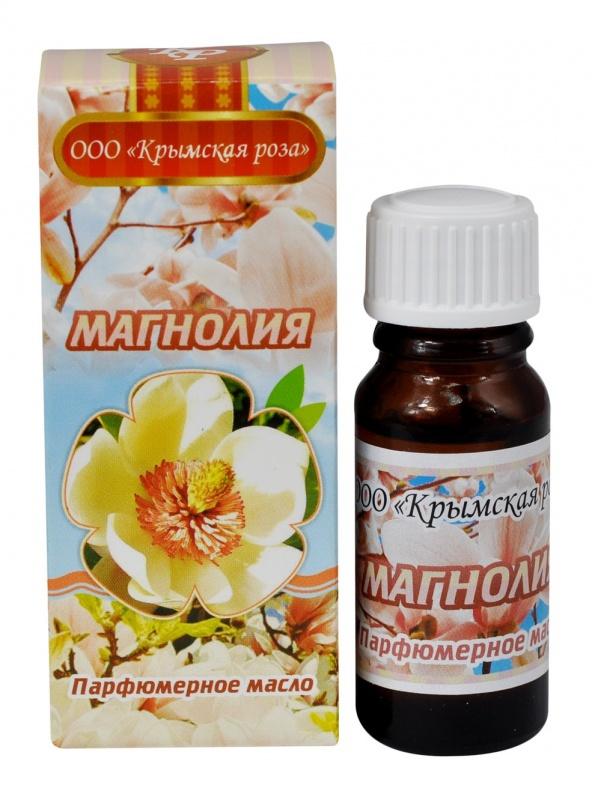 Масло парфюмерное магнолия 10 мл