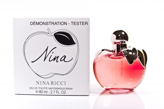 NINA RICCI  \'NINA\' lady test 80ml edT