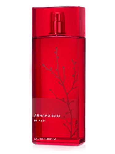 ARMAND BASI IN RED lady test 100ml edP