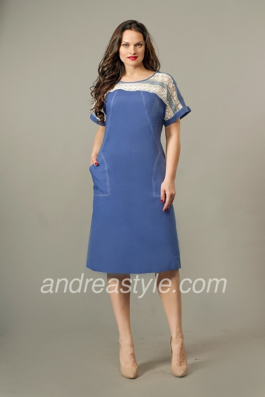 Платье Andrea style 4086