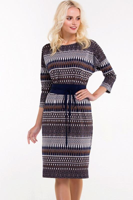 Платье 7571
