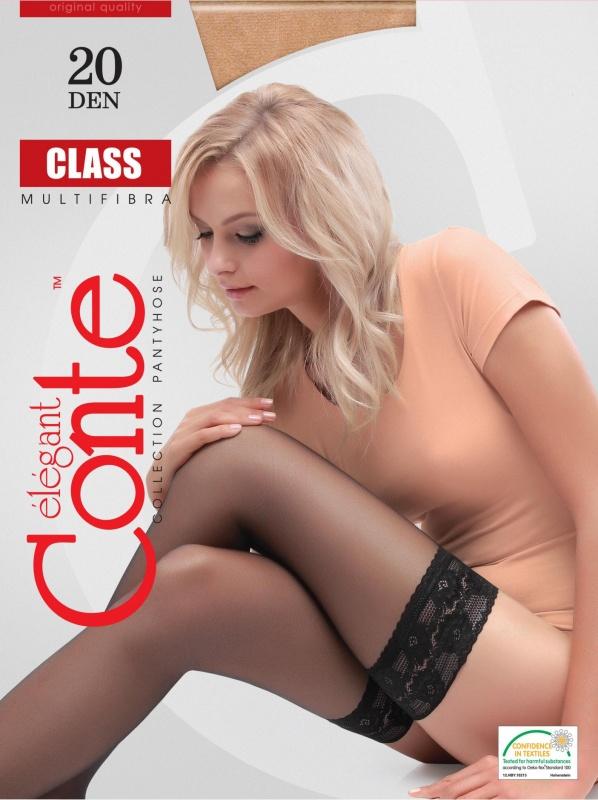 Чулки женские CLASS 20