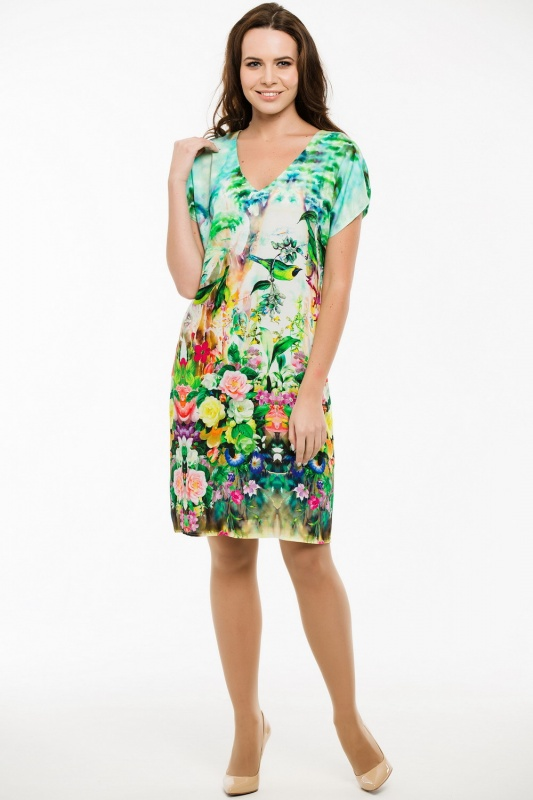 Платье 7438