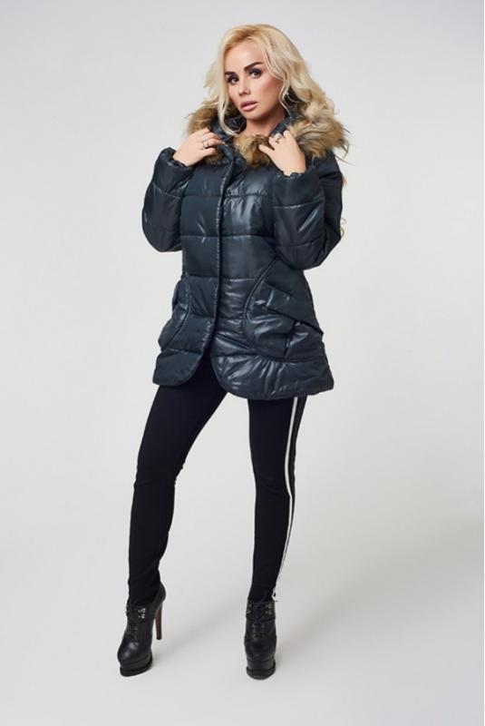 Lux Look: Куртка Карман Короткая 848