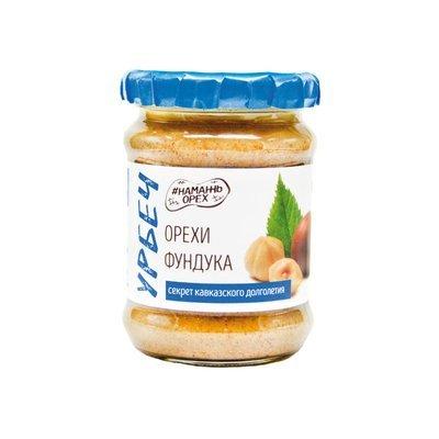 Урбеч из Лесного ореха (фундука) 250 г