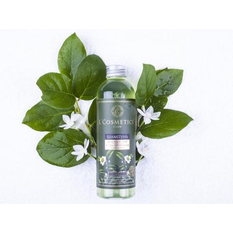 """Шампунь для волос """"Зеленый чай и гиалуроновая кислота"""", 250 мл"""