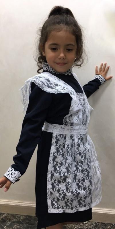 Платье и фартук (965787118)