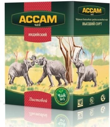 Чай Assam Ortho 250 (кор*48)
