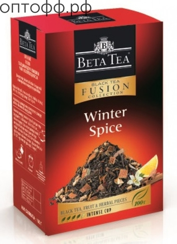 Чай Бета 100гр лист Зимняя специя