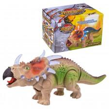 Динозавр 3302 на батарейках, в коробке