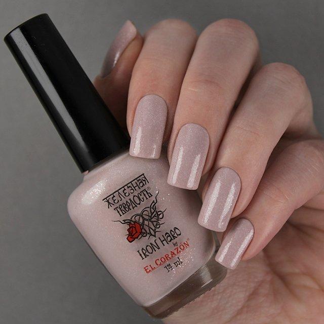Железная твердость® by EL Corazon® лак для ногтей №418/205