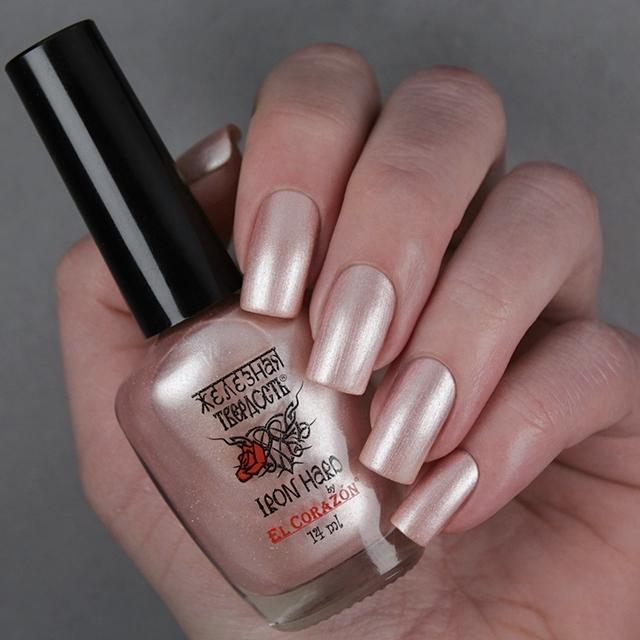 Железная твердость® лак для ногтей №418/303