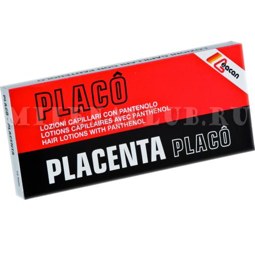 "Parisienne Italia Лосьон ""Placenta Placo"" 12x10 мл. для ломких, слабых волос"