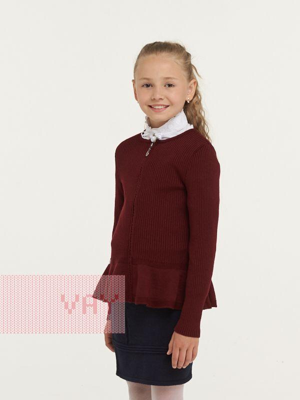 Жакет для девочек 183-7108