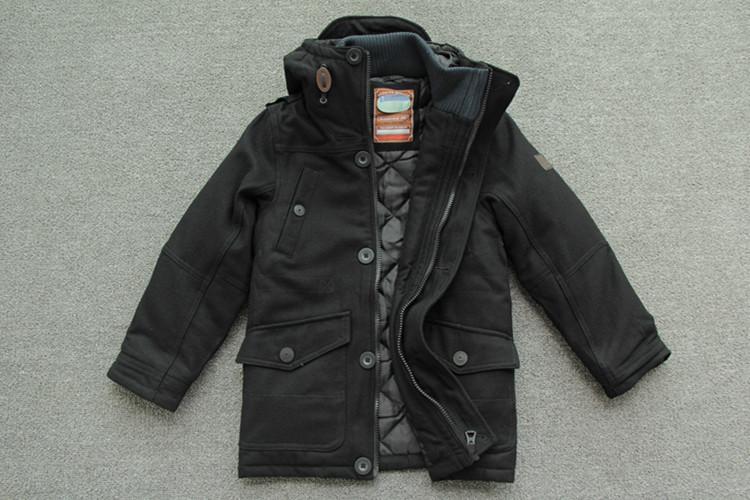 Пальто осеннее (от 116 до 140 см)
