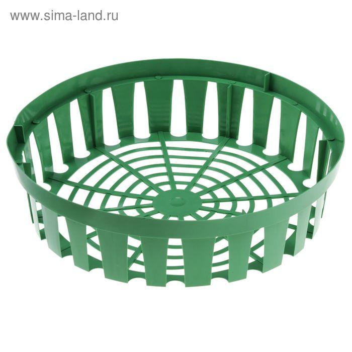 Корзина для луковичных, круглая, 30 х 7.4 см