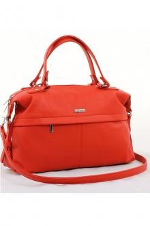 Оригинальная сумка красного цвета