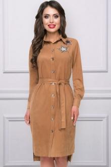 Великолепное платье-рубашка