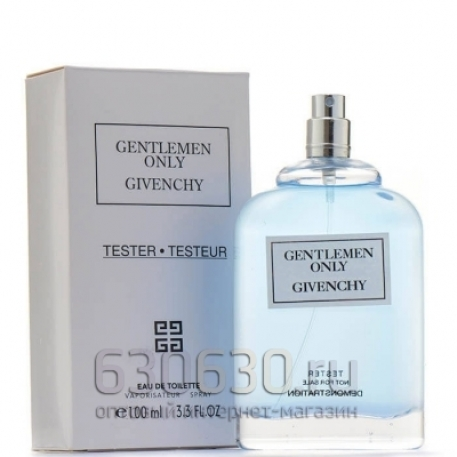 "ТЕСТЕР Givenchy ""Gentlemen Only\"" 100 ml"
