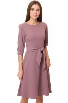 Красивое платье розового цвета
