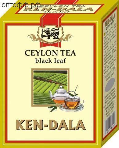 Чай Кен Дала 170 гр лист цейлон