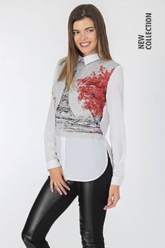 Блузка Б1552