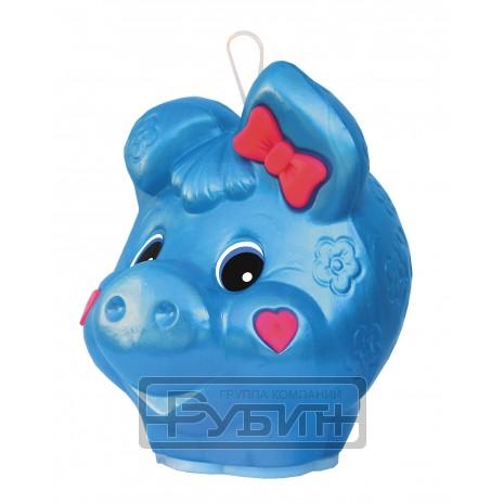 Новогодний подарок Свинка №1 (пластик, 500 г)