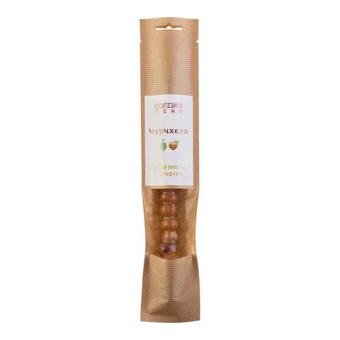 Чурчхела светлый виноград с фундуком, 1 шт. (80 г +/- 5 г)