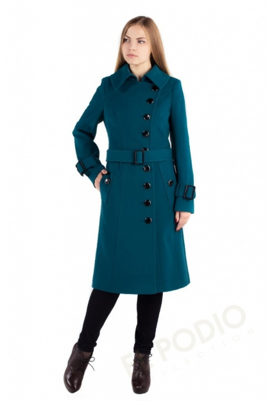 Пальто демисезонное женское Артикул: 01-0001-19