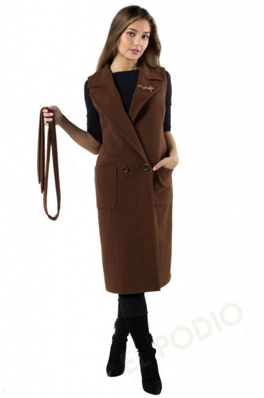 Пальто демисезонное женское Артикул: 01-0005-09