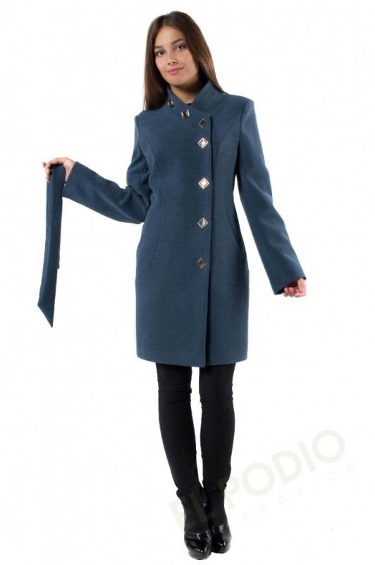 Пальто демисезонное женское Артикул: 01-0007-75