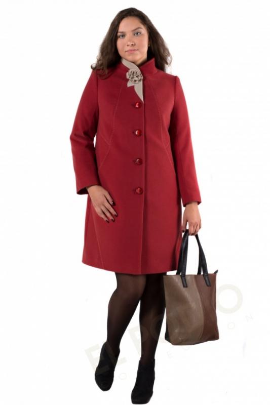 Пальто демисезонное женское Артикул: 01-0011-41