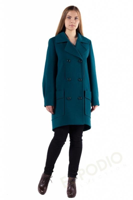 Пальто демисезонное женское Артикул: 01-0015-19